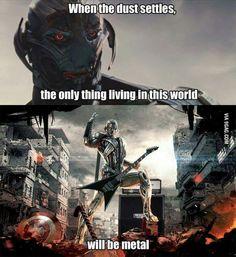 Heavy Metal Ultron