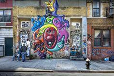 NYC Color : Sally Davies Photo