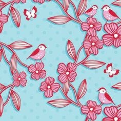 *yellow red and pink*  print & pattern: DESIGN STUDIO - pattern bakery