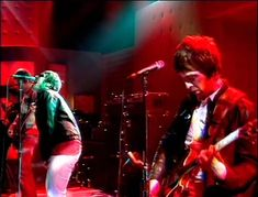 Oasis - My Generation (Live on Jonathan Ross Show 2005)