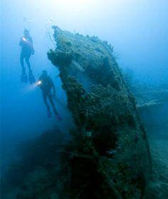 Sydney Wreck Diving
