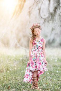 Elianna Dress Sizes: 2-10 years