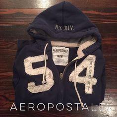 Aeropostale jacket Warm navy blue Aeropostale jacket. Aeropostale Jackets & Coats