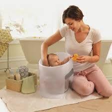 Resultado de imagem para ofuro bebe