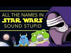 Kylo Ren Realizes That All Star Wars Characters Have Stupid Names