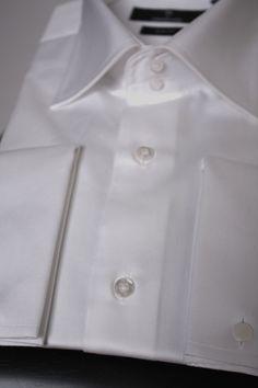 achat chemise poignet mousquetaire cintrée chez LNASTOCK, achat costume–  Lnastock b027b483c44