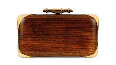 Givenchy Minaudière en bois et métal doré http://www.vogue.fr/mode/shopping/diaporama/minaudieres-red-carpet/13385/image/756687#!givenchy-minaudiere-en-bois-et-metal-dore