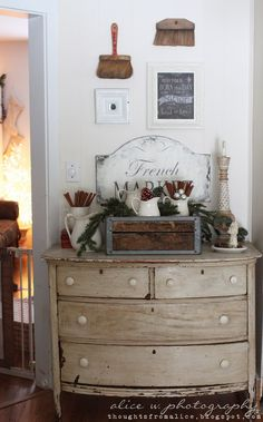 Thoughts from Alice: Holiday Home Tour | Part Three | The Dining Room & a Free Printable!