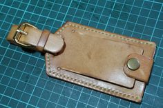 small leather goods What's up guys!!! In my last video, I show you how I make my patterns; I demonstrated it though making a luggage tag. https://youtu.be/MQ...