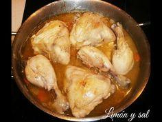 Violeta del Pozo / Cocina Casera: Pollo a la cerveza