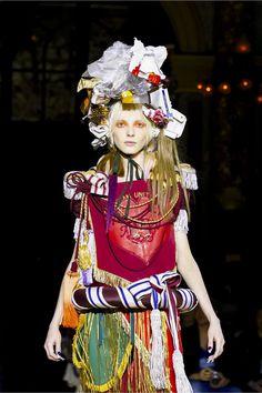 Vivienne Westwood Fall 2017 Paris