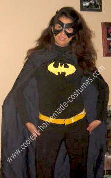 DIY Superhero Costume  DIY Make a Quick and Easy Batwoman or Batgirl Costume  DIY Halloween | Costumes | Pinterest | Batgirl costume DIY Halloween and ... & DIY Superhero Costume : DIY Make a Quick and Easy Batwoman or ...