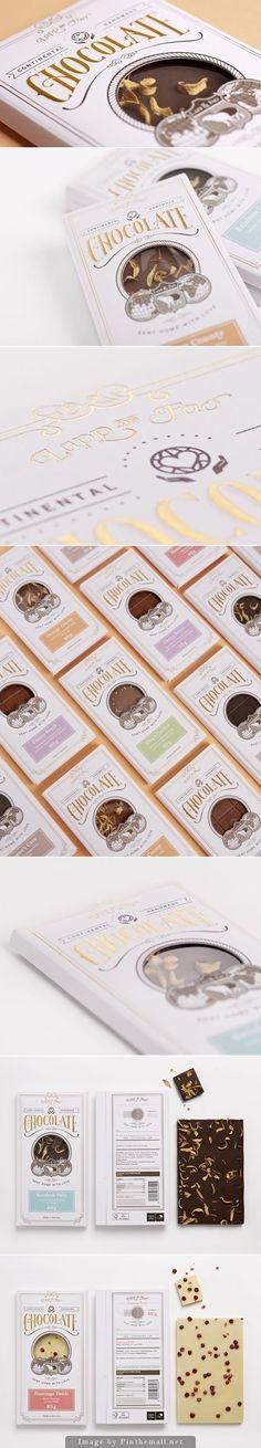 Cool Brand Identity Design. Lapp  Fao Chocolate. #branding #brandidentity [http://www.pinterest.com/alfredchong/]