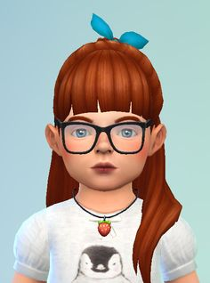 Wings (This hair style has 17 kinds of color File size...)   Sims ...