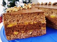 Orechovo-kakaová torta Meatloaf, Banana Bread, Food, Basket, Essen, Meals, Yemek, Eten