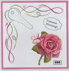 Dalara Creative: Stitching Pattern 095