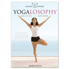 Mandy Ingber, the creator of Yogalosophy, is a fitness and wellness advisor, who first gained popularity with her sold-out yoga and spinning classes in Los Angeles. For over 16 years, she has motivated people with her light-hearted approach and unique teaching style.