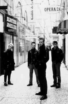 Depeche Mode - My all time favorite band.....AAAHHHHHHHHHHAAAAAHHHHH :0