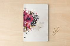 Bloom Notebooks by Lori Wemple   Minted