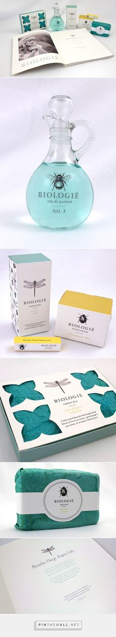 Biologie Packaging on Behance | Fivestar Branding – Design and Branding Agency & Inspiration Gallery