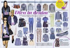 As Featured in Love It Magazine