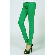 Green pants! Green..loving it