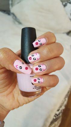 Oink oink pig nails