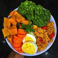 53 Ideas For Fitness Meals Prep Healthy Menu, Healthy Food Options, Healthy Eating Recipes, Clean Eating Recipes, Diet Recipes, Healthy Snacks, Comidas Fitness, Fitness Meal Prep, Healthy Meal Prep