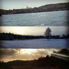 Various locations in Sweden