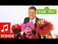 Sesame Street: Believe in Yourself Song (Michael Bublé & Elmo) - YouTube