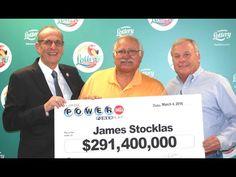 Pennsylvania Judge James Stocklas Wins $291 Million Powerball Jackpot