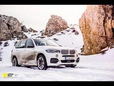 BMW X5 M50d, testat pe Cheile Dobrogei   Crossover