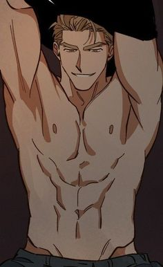 Anime Dad, Hot Anime Boy, Cute Anime Guys, Manhwa, Animated Man, Walk On Water, Handsome Anime Guys, Manga Boy, Anime Boyfriend