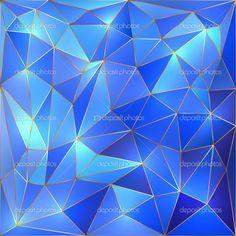 треугольники градиент