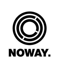 logo / NOWAY. by Nico189