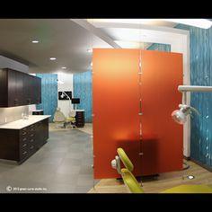 Green Curve Orthodontic Office Design Portfolio | Jason H. in Temple, PA