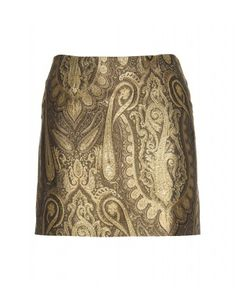 Alice + Olivia - YOLANDA BROCADE MINI SKIRT  - mytheresa.com GmbH