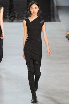 Helmut Lang Fall 2012 Ready-to-Wear Collection Slideshow on Style.com