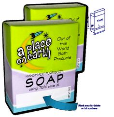 custom soap boxes bath products packaging