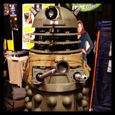#Dalek #DoctorWho #NYCC #JavitsCenter