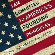 Hot Dogs & Guns: I Am Committed To America's Founding Principles
