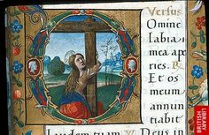 Book of hours of Bonaparte Ghislieri - Mary Magdalene