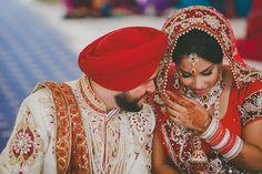 Dazzling West Midlands Modern Sikh Wedding by Bhavna Barratt