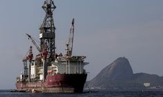 An oil and gas drillship is seen in Rio de Janeiro, Brazil. Green groups have warned the country is opening itself up to big oil with its subsidies plan. The Brazilian Government wavers on so many key issues- we must act to highlight the fact. Ironically this Government's stance is pivotal as to whether the World can survive or not! This is NO exaggeration !
