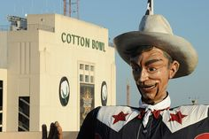 Big Tex – State Fair of Texas 2011