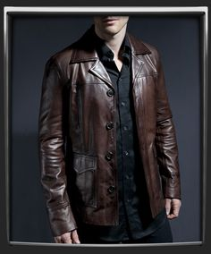 Hitman Leather Jacket - XS - Only £250