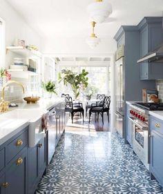 Kitchen goals | #countryliving #emilyhendersondesign
