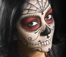 dia de los muertos makeup | day of the dead, dia de los muertos, halloween face