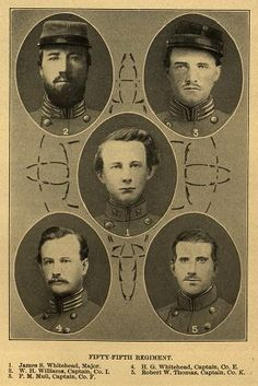 55th NC Soldiers