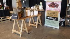 Traditional Trestle Table in use by at Sweet Fest 2015 for SMH Good Food Month Trestle Tables, Good Food, Traditional, Sweet, Furniture, Home Decor, Candy, Decoration Home, Room Decor